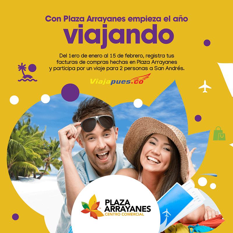 Registra tus facturas y gana un viaje a San Andrés